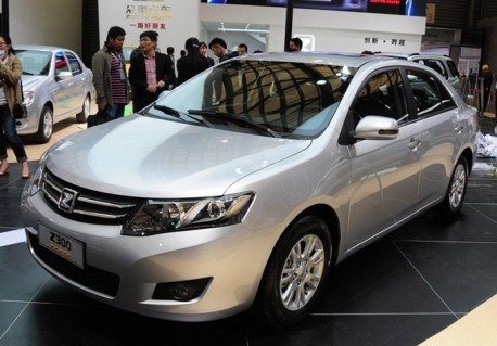 Zoye Z300 AT launched on the Chinese car market
