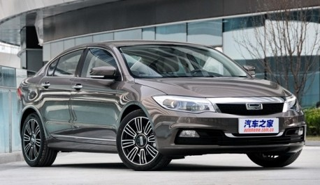 Qoros 3 will hit the China car market before the end of the Year