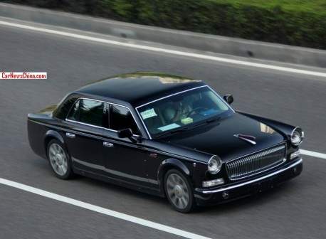 hongqi-l5-china-speed-3