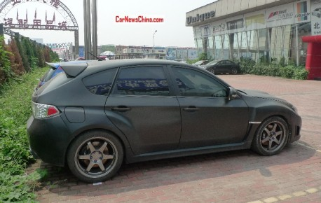 subaru-impreza-matte-black-china-2