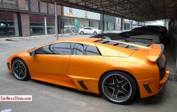 lamborghini-murcielago-orange-china-2