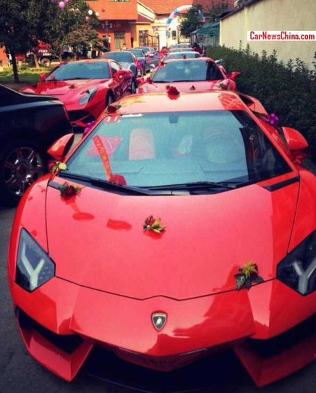 super-car-wedding-china-2