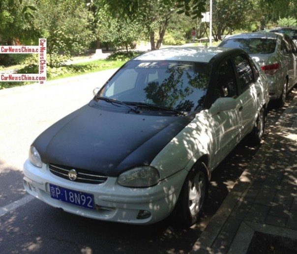 Spotted in China: Buick Sail sedan goes Sporty