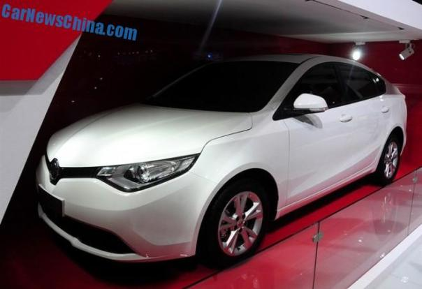 MG GT debuts in China on the Chengdu Auto Show, in a sorta Box