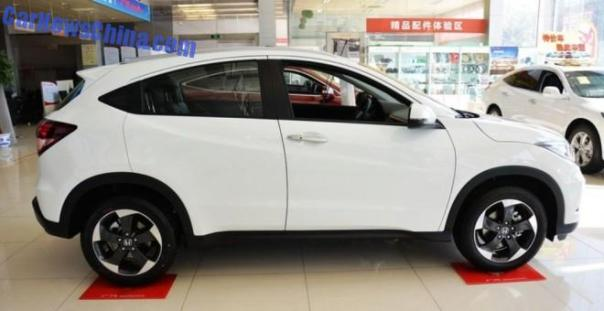 honda-vezel-china-launch-3