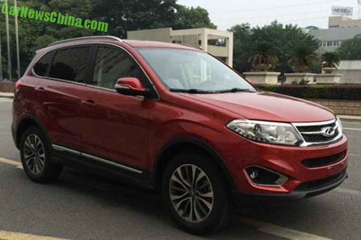 new car launches in early 2015Chery Archives  Page 7 of 49  CarNewsChinacom  China Auto News