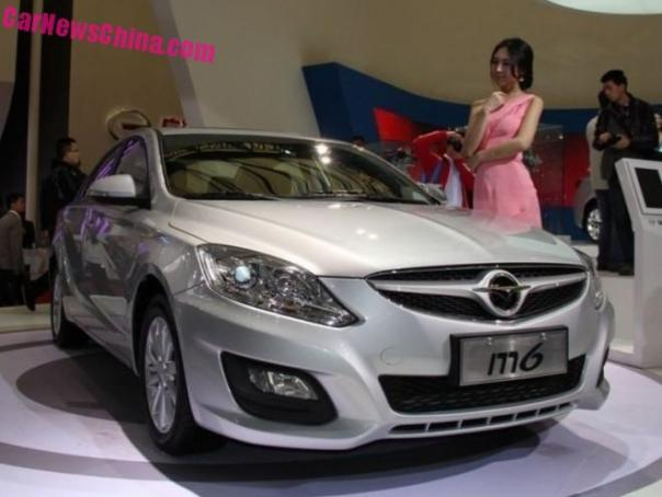 Haima M6 will launch on the Chinese car market in July