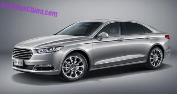 New Ford Taurus will hit the Chinese car market in September