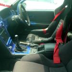 Nissan Skyline Gt R Is A Blue Drift Car In China Carnewschina Com