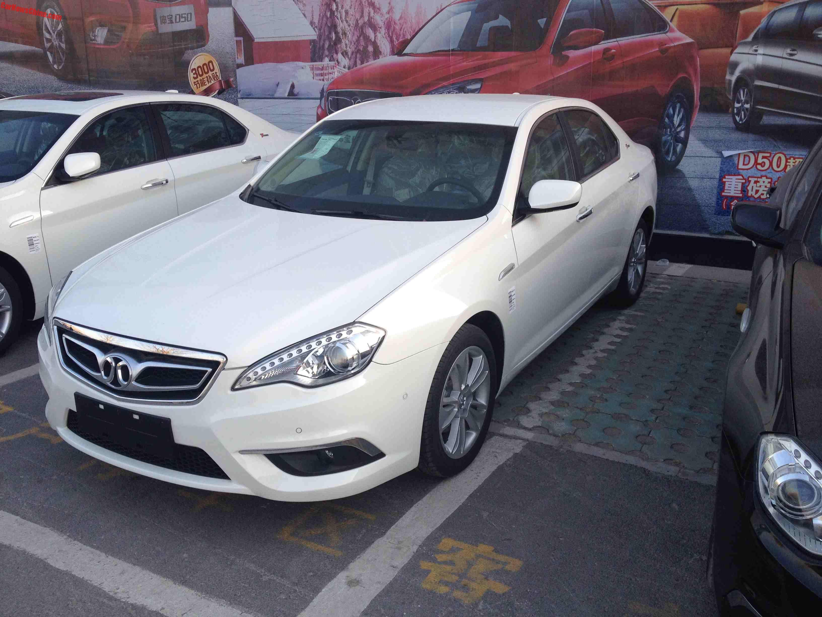 Beijing Auto Senova Is Almost A Real Saab Carnewschina Com