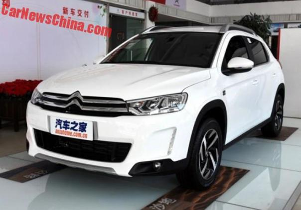 Citroen C3-XR to go 1.2 Turbo in China