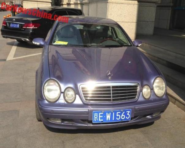 benz-clk-purple-china-6