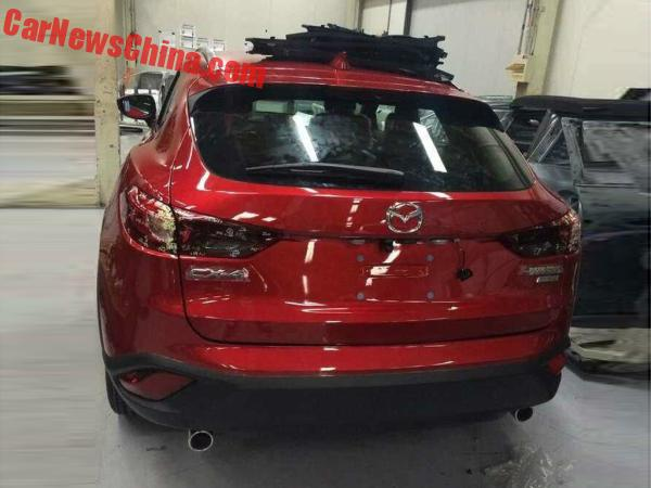 mazda-cx4-red-china-9