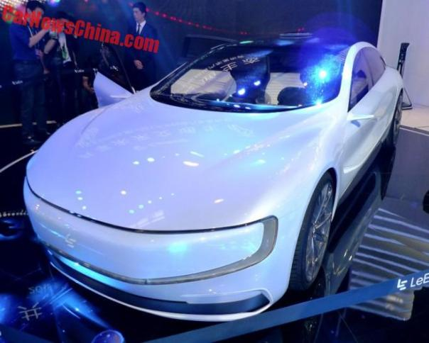 What We Know About The LeSEE Tesla Killer From China