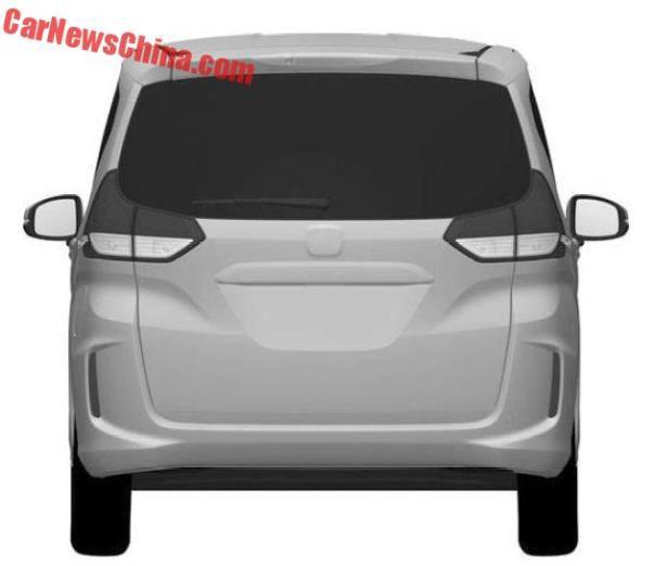 Honda Freed China-5