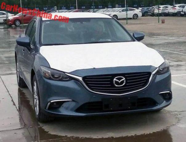 Mazda 6 China