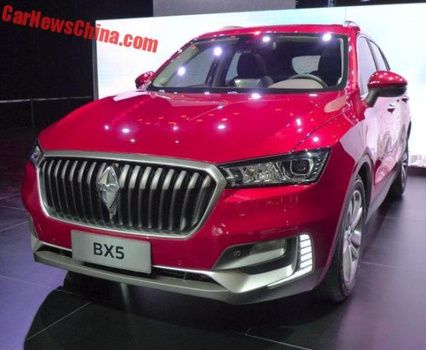 12 Other New Cars From The Guangzhou Auto Show In China