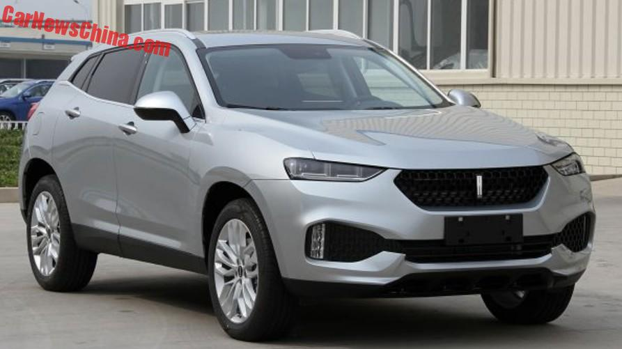 This Is The Great Wall Wey Suv For China Carnewschina Com