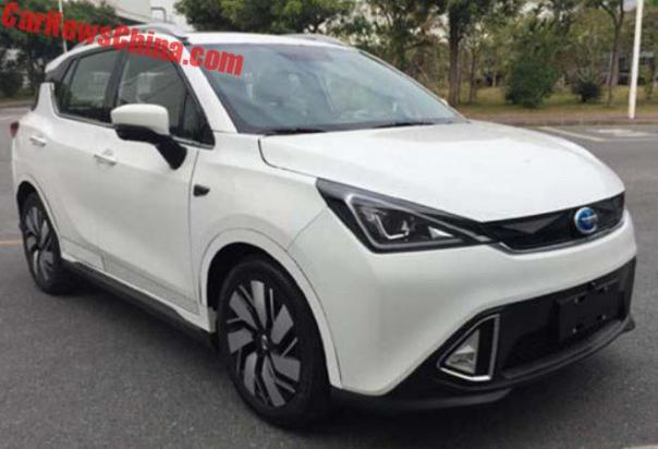 The Guangzhou Auto Trumpchi GE3 Is A Cool Electric Crossover For China And America