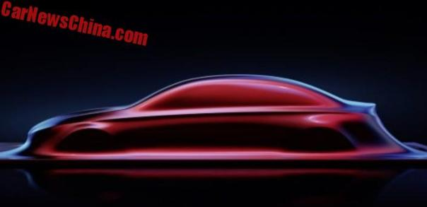Mercedes-Benz To Launch A-Class Sedan Concept On The Shanghai Auto Show In China
