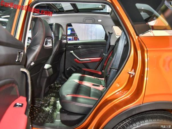 Changfeng Liebao CS9 SUV