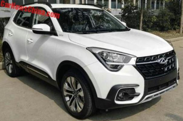 A Warm Welcome For The New Chery Tiggo 5 SUV In China