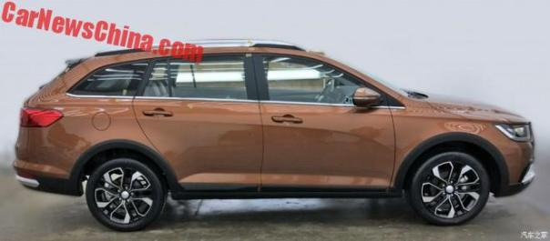 FAW's Junpai Brand Is Going Wagon In Volkswagen Style