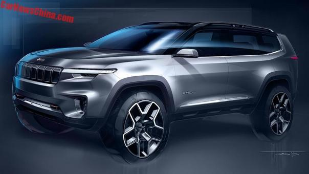 Jeep Yuntu Concept Car Previews A New China-only SUV