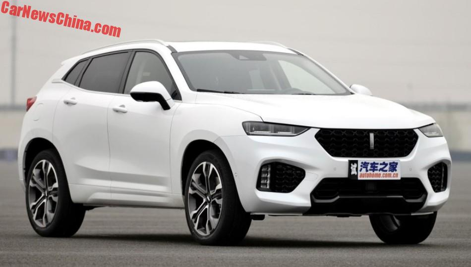 This Is The New Wey Suv For China Carnewschina Com China