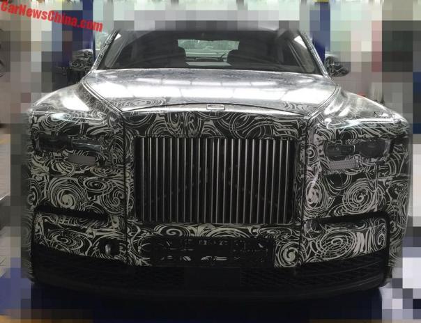 2017 - [Rolls Royce] Phantom - Page 2 Roller-5