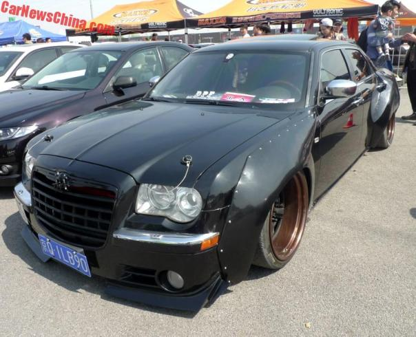 The Cars Of The Revival2K17 Tuning Show in China Part 4