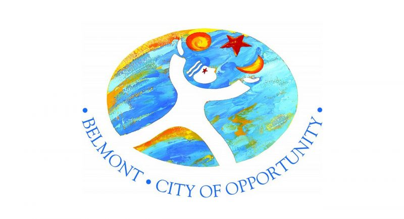 City of Belmont - City of Opportunity Logo