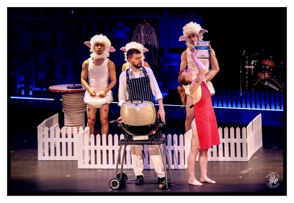 Circus Oz Presents Model Citizens