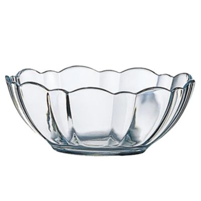 Crystal Nappy Bowl Carnival Supplies