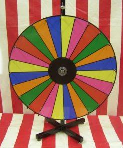 Dry Erase Carnival Game Wheel