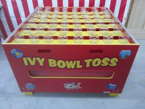 Ivy Bowl Toss Carnival Game