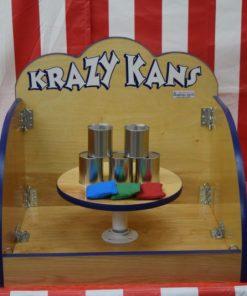 Krazy Kans Carnival Game