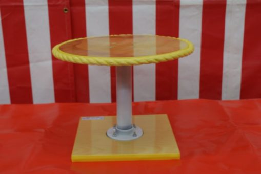 One Ball Table Carnival game