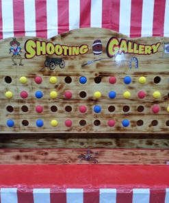 Rustic Shooting Gallery