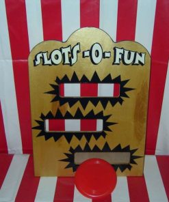 Slots of Fun Carnival Game