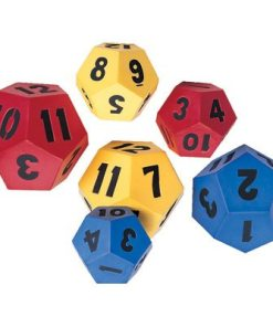 12 Sided Die
