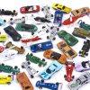 50 Pc Race Car Set Carnival Prizes