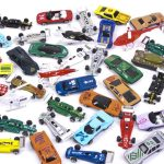 50 Pc Race Car Set Carnival Prizes