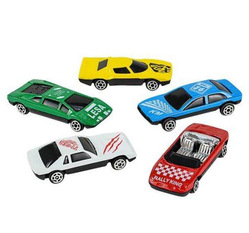 5 Pc Race Car Set Carnival Prizes
