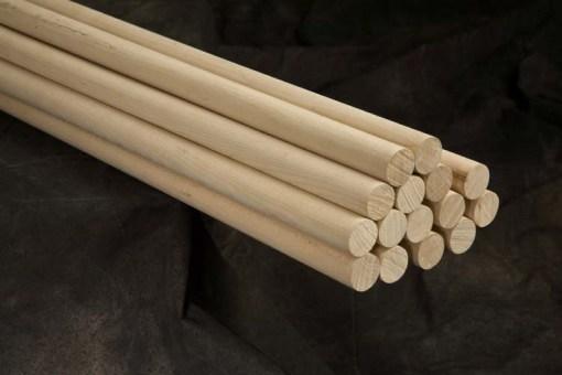Wood Dowels Carnival Supplies