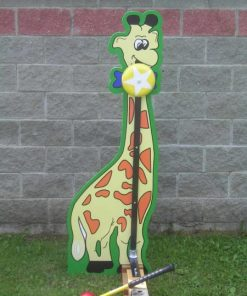 Giraffe Kiddie Striker