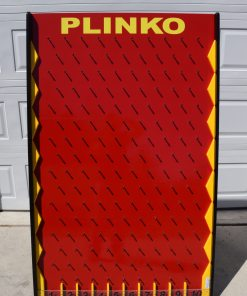 Plinko Game Board 4' x 6'