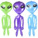 Alien Inflatable Carnival Prize