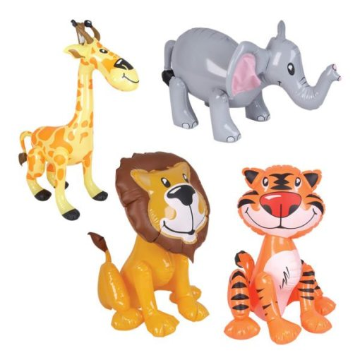 Zoo Animal Inflate Carnival Prize