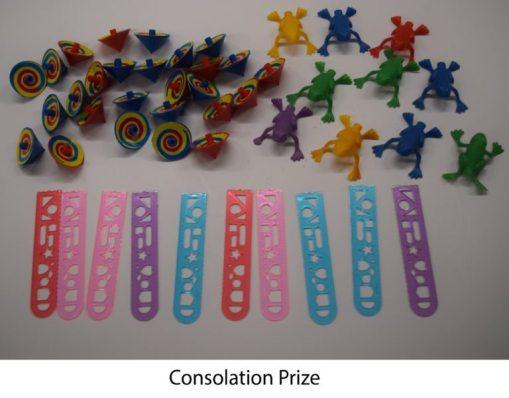 Carnival Prizes Bulk Consolation Prize